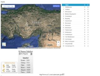 bildirgenc.com screenshot
