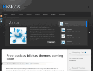 bilekas.com screenshot