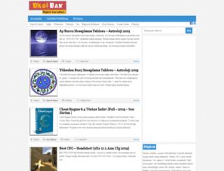 bilgibak.net screenshot