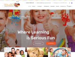 bilingo-grundschule.eu screenshot