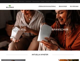 billerudkorsnas.se screenshot