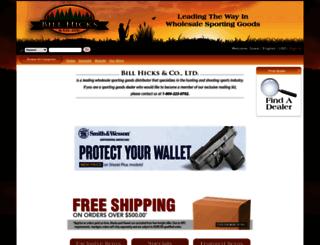 billhicksco.com screenshot