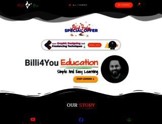 billi4you.com screenshot