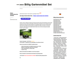 billiggartenmoebelsetset.wordpress.com screenshot