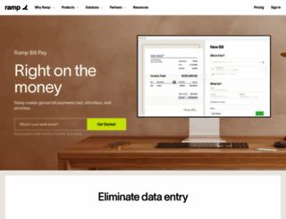 billpay.com screenshot