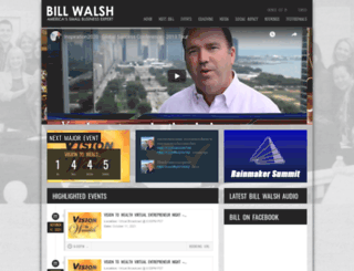 billwalsh360.com screenshot