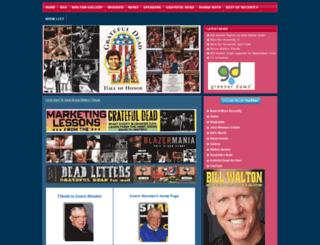 billwalton.com screenshot