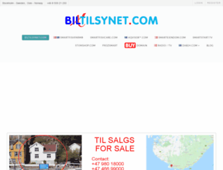 biltilsynet.com screenshot