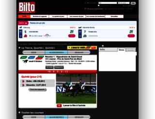 bilto.fr screenshot