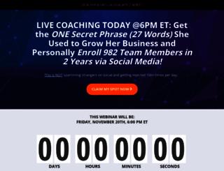 bim25.thesocialmediamastermind.com screenshot