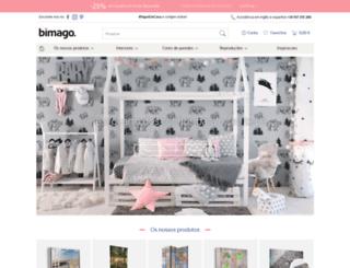 bimago.pt screenshot