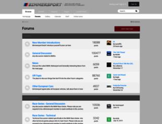 bimmersport.co.nz screenshot