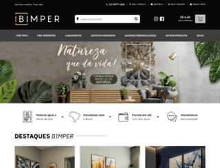 bimper.com.br screenshot