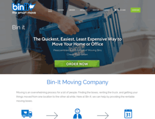 bin-it.com screenshot