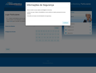 binanet.bi.cv screenshot