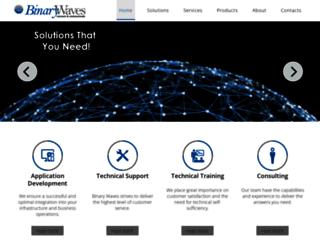 binarywaves.com screenshot