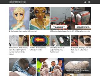 binmitdabei.com screenshot