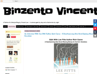 binzento.com screenshot