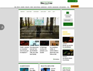 bioalaune.com screenshot