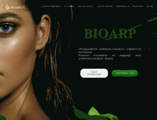 bioarp.pl screenshot