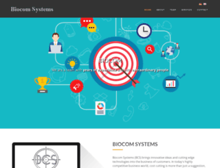 biocomsystem.com screenshot
