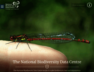 biodiversityireland.ie screenshot