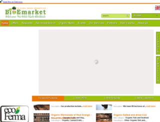 bioemarket.ro screenshot