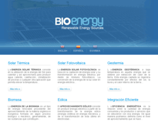 bioenergysolar.com screenshot