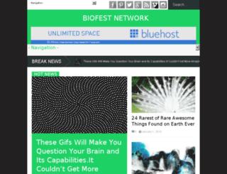 biofest.org screenshot
