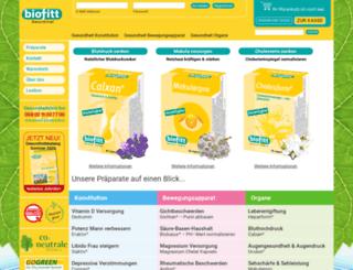 biofitt.com screenshot