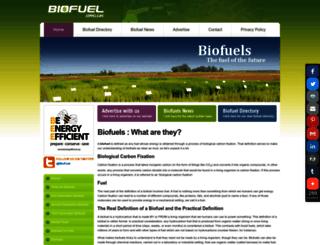biofuel.org.uk screenshot