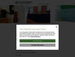 biogyn.de screenshot
