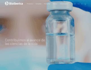 bioiberica.es screenshot