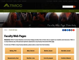biolabs.tmcc.edu screenshot