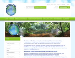 bioreform.eu screenshot