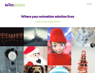 biotastudios.com screenshot