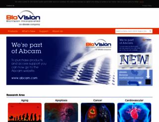 biovision.com screenshot