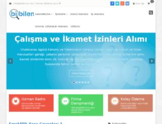birbilenesor.com screenshot