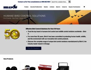bird-x.com screenshot
