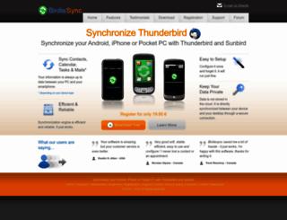 birdiesync.com screenshot