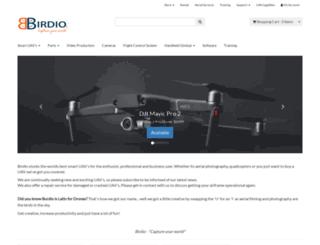 birdio.com.au screenshot
