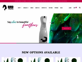 birdtricks.com screenshot