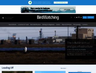 birdwatchingdaily.com screenshot