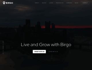 birgo.com screenshot