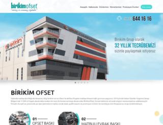 birikimofset.com screenshot