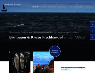 birnbaumkrusefisch.de screenshot
