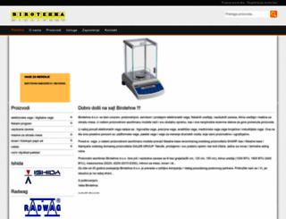 birotehna.com screenshot