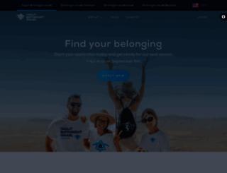 birthrightisrael.com screenshot