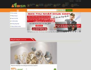 bisa.vn screenshot