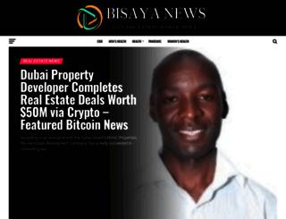 bisayanews.com screenshot